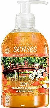 Flüssigseife mit Mandarinen- und Jasminduft - Avon Senses Zen