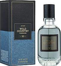 Düfte, Parfümerie und Kosmetik Avon Wild Country Freedom - Eau de Toilette