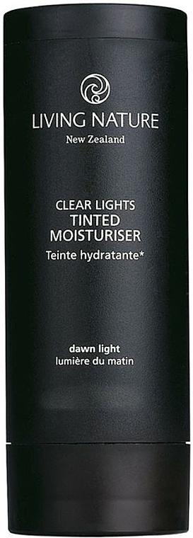 Feuchtigkeitsspendende getönte Make-up Base - Living Nature Clear Lights Tinted Moisturiser