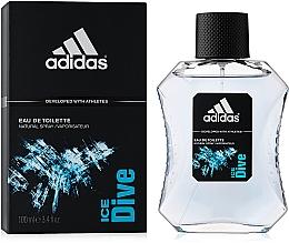 Düfte, Parfümerie und Kosmetik Adidas Ice Dive - Eau de Toilette