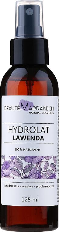 Natürliches feuchtigkeitsspendendes Lavendelwasser für das Gesicht und Körper - Beaute Marrakech Lavander Water