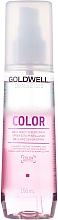 Düfte, Parfümerie und Kosmetik Kräftigendes Sprühserum für gefärbtes Haar mit UV- Schutz - Goldwell Dualsenses Color Brilliance Serum Spray