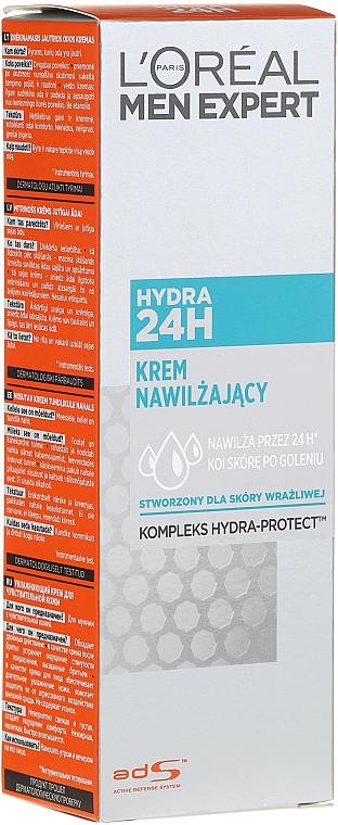After Shave Creme - L'Oreal Paris Men Expert Hydra 24H