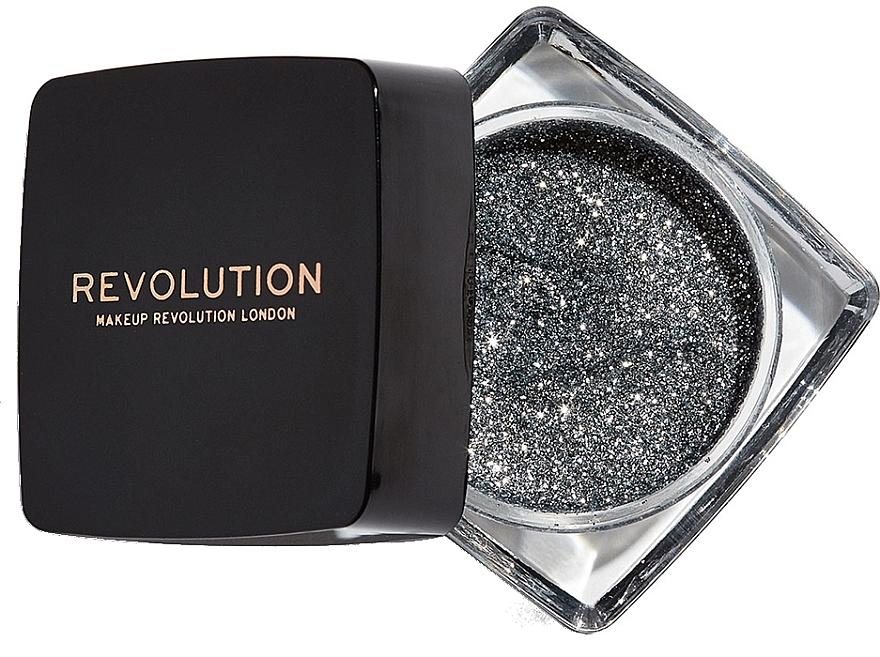 Augen Glitzerpaste - Makeup Revolution Glitter Paste