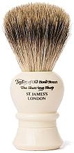 Düfte, Parfümerie und Kosmetik Rasierpinsel P2234 beige - Taylor of Old Bond Street Shaving Brush Pure Badger size M