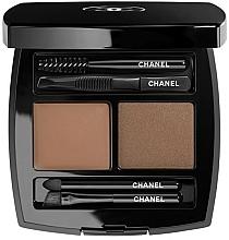 Düfte, Parfümerie und Kosmetik Augenbrauenpalette - Chanel La Palette Sourcils