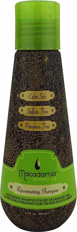 Verjügendes Shampoo mit Macadamia- und Arganöl - Macadamia Natural Oil Rejuvenating Shampoo — Bild N1