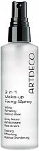 Düfte, Parfümerie und Kosmetik Make-up-Fixierer - Artdeco 3 in 1 Make-up Fixing Spray