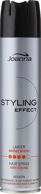 Haarlack Extra starker Halt - Joanna Styling Effect Hair Spray Very Strong