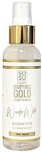 Düfte, Parfümerie und Kosmetik Selbstbräunungsspray für Gesicht - Sosu by SJ Luxury Tanning Dripping Gold Wonder Water