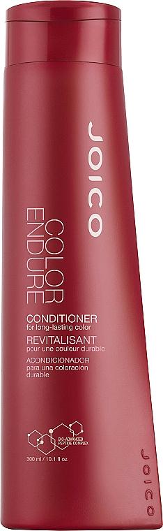 Revitalisierende und farbschützende Haarspülung für coloriertes Haar mit Peptidkomplex - Joico Color Endure Conditioner for Long Lasting Color