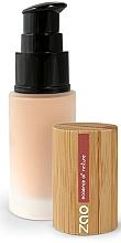 Düfte, Parfümerie und Kosmetik Seidige Foundation - Zao Soie de Teint Silk Foundation