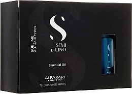 Düfte, Parfümerie und Kosmetik Feuchtigkeitsspendendes ätherisches Haaröl für mehr Glanz - Alfaparf Illuminating Essential Oil