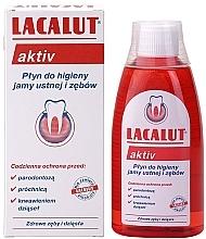 Düfte, Parfümerie und Kosmetik Mundspülung Aktiv - Lacalut Aktiv