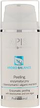 Düfte, Parfümerie und Kosmetik Enzym-Peeling für das Gesicht mit Algenextrakt - APIS Professional Hydro Balance Enzymatic Peeling