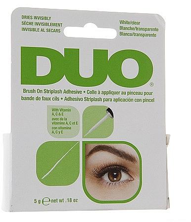 Wimpernkleber mit Vitaminen - Ardell Duo Brush-On Lash Adhesive