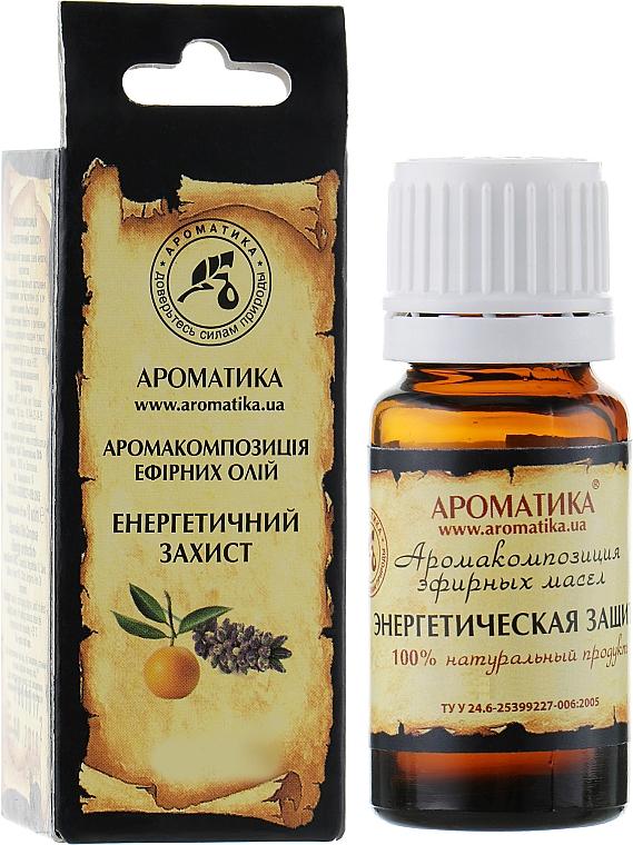 """Aromakomposition aus ätherischen Ölen """"Energieschutz"""" - Aromatika"""