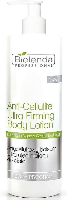 Anti-Cellulite-Körperbalsam - Bielenda Professional Body Program Anti-Cellulite Ultra Firming Body Lotion