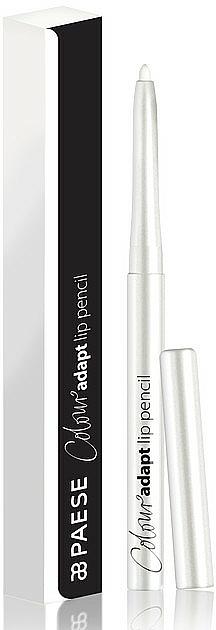 Transparenter Lippenkonturenstift - Paese Color Adapt Tranparent Lip Liner