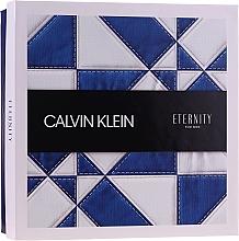Düfte, Parfümerie und Kosmetik Calvin Klein Eternity For Men - Duftset (Eau de Parfum/50ml + Duschgel/100ml)