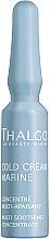 Düfte, Parfümerie und Kosmetik Intensiv beruhigendes Gesichtskonzentrat für trockene Haut - Thalgo Cold Cream Marine Multi-Soothing Serum