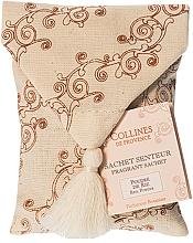 Düfte, Parfümerie und Kosmetik Duftsäckchen im Beutel Reispulver - Collines de Provence Rice Powder