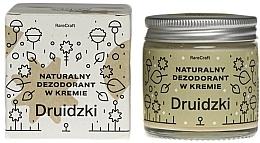 Düfte, Parfümerie und Kosmetik Natürliche Deocreme mit Kräuterduft - RareCraft Cream Deodorant