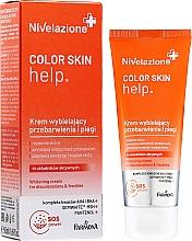 Bleichende Gesichtscreme - Farmona Nivelazione Whitening Cream — Bild N2