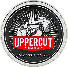 Düfte, Parfümerie und Kosmetik Haarpomade - Uppercut Deluxe Barbers Collection Easy Hold (Mini)