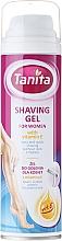 Düfte, Parfümerie und Kosmetik Rasiergel für Frauen mit Vitamin E - Tanita Body Care Shave Gel For Woman