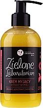 Düfte, Parfümerie und Kosmetik Reinigende Creme für die Intimhygiene mit Ringelblumenextrakt - Zielone Laboratorium