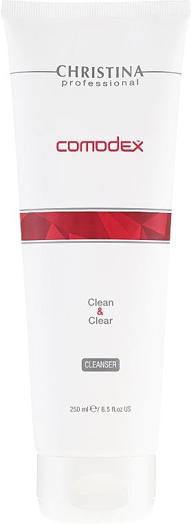 Reinigungsgel für fettige und Problemhaut - Christina Comodex Clean & Clear Cleanser