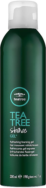 Rasiergel - Paul Mitchell Tea Tree Shave Gel — Bild N1