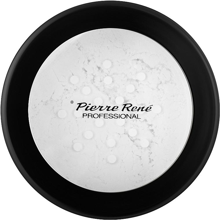Loser Gesichtspuder - Pierre Rene Professional Loose Powder