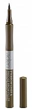 Düfte, Parfümerie und Kosmetik Augenbrauenmarker - Aden Cosmetics Eyebrow Liner & Precise Brow Filler