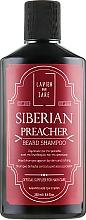 Düfte, Parfümerie und Kosmetik Bartshampoo - Lavish Care Siberian Preacher Beard Shampoo