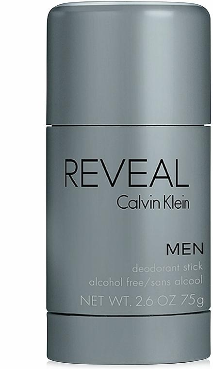 Calvin Klein Reveal Men - Parfümierter Deostick