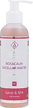 Düfte, Parfümerie und Kosmetik Beruhigendes Mizellen-Reinigungswasser für Kapillar- und zu Rötungen neigende Haut - Charmine Rose Rosacalm Micellar Water