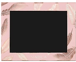 Düfte, Parfümerie und Kosmetik Leere Magnet-Palette - Nabla Feather Edition Liberty Twelve Customizable Palette