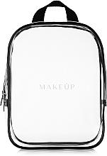 Düfte, Parfümerie und Kosmetik Kosmetiktasche schwarz Beauty Bag - MakeUp (ohne Inhalt)