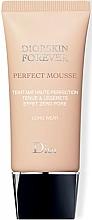 Düfte, Parfümerie und Kosmetik Mousse Foundation - Dior Diorskin Forever Perfect Mousse
