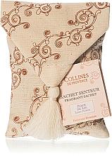Düfte, Parfümerie und Kosmetik Duftsäckchen im Beutel Flachsblume - Collines de Provence Linen Flower