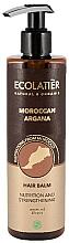 Haarspülung mit marokkanischem Argan - Ecolatier Moroccan Argana Hair Balm — Bild N1
