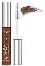Düfte, Parfümerie und Kosmetik Augenbrauen-Mascara - Hean Express Brown Mascara