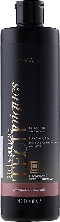 Pflegeshampoo für mehr Haarfülle - Avon Advance Techniques Miracle Densifier Szampoo — Bild N1