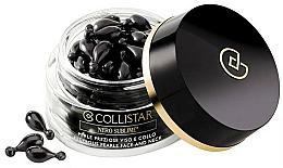 Düfte, Parfümerie und Kosmetik Regenerierende wertvolle Perlen für Gesicht und Hals 60 St. - Collistar Nero Sublime Precious Pearls Face And Neck