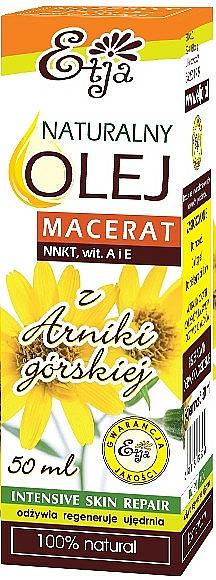 Natürliches Arnikaöl - Etja Natural Arnica Oil — Bild N1