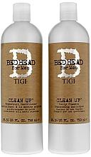 Düfte, Parfümerie und Kosmetik Haarpflegeset - Tigi Bed Head Clean Up (Shampoo 750ml + Conditioner 750ml)