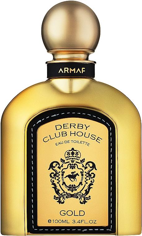 Armaf Derby Club House Gold - Eau de Toilette