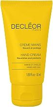 Düfte, Parfümerie und Kosmetik Pflegende und schützende Handcreme - Decleor Hand Cream Nourish and Protect